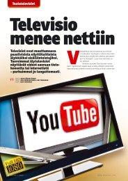 Taulutelevisiot Televisiot ovat muuttumassa passiivisista ... - MikroPC