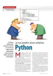 Python - MikroPC