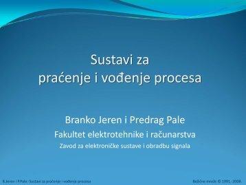 prezentacija - Sustavi za praćenje i vođenje procesa