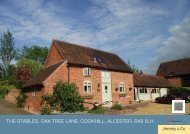the stables, oak tree lane, cookhill, alcester, b49 5lh - Expert Agent