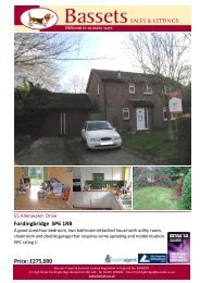 Fordingbridge SP6 1RB Price: £275,000 - Expert Agent