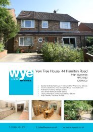 Yew Tree House, 44 Hamilton Road - Expert Agent