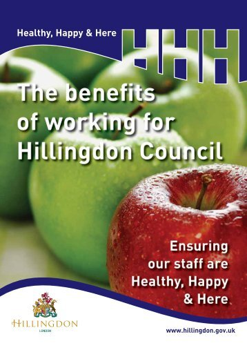 Healthy, Happy & Here - London Borough of Hillingdon