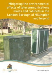Residents' and Environmental Services - London Borough of ...
