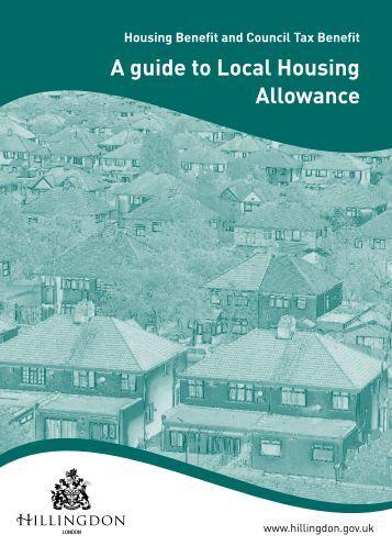 What is Local Housing Allowance? - Shelter Cymru