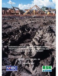guidance on evaluation of development proposals on sites - London ...