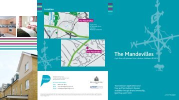 The Mandevilles - London Borough of Hillingdon