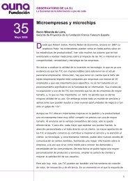 Versión PDF - Fundación Orange