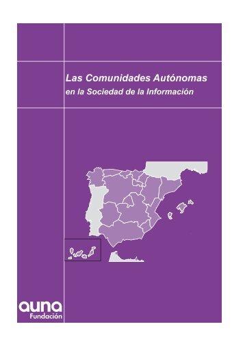 Las Comunidades Autónomas - Fundación Orange