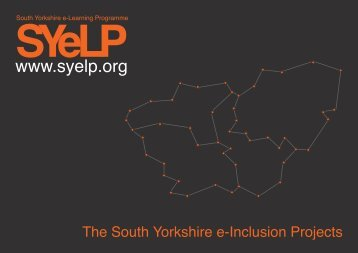 SYeLP - ALT Open Access Repository - Association for Learning ...