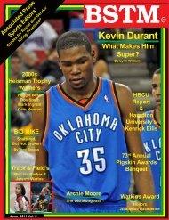 Bstm - Black Sports The Magazine