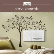 décor elements - Stamp With Marilyn