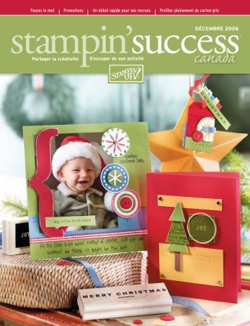 canada - Stampin' Up!