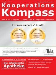 A – Z der Kooperationen - Die erfolgreiche  Apotheke ...