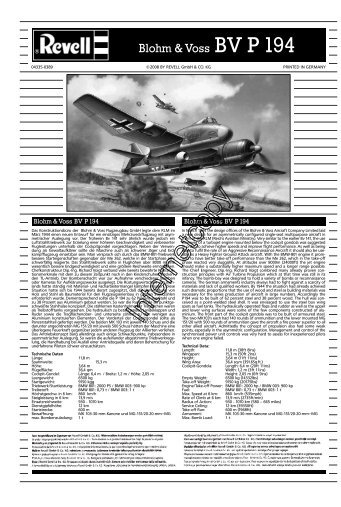 Blohm & Voss BV P 194