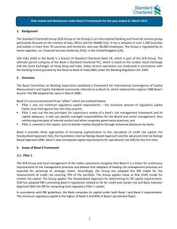 Kyc Declaration Form Standard Chartered Bank