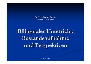 Vortrag Krechel Opladen 09 pub.ppt.doc - Standardsicherung NRW