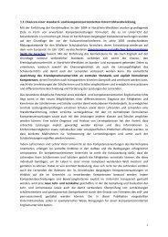 Didaktischer Kommentar - Standardsicherung NRW
