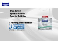 Standohyd Spezial-Additiv Special Additive - Standox