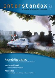 Automóviles clásicos - Standox