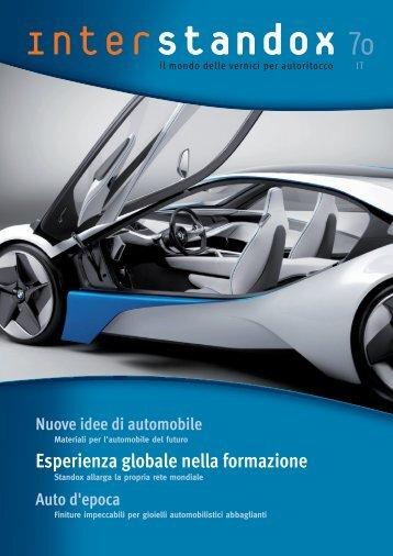 Esperienza globale nella formazione - Standox
