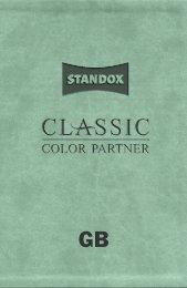 GB - Standox