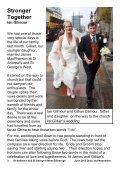 St Andrew's and St George's West Diary and Newsletter June 2012 - Page 3