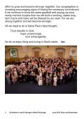 St Andrew's and St George's West Diary and Newsletter June 2012 - Page 5