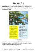 St Andrew's and St George's West Diary and Newsletter June 2012 - Page 7