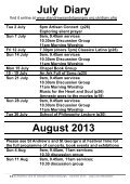 August 2013 - St Andrew's and St George's - Page 6