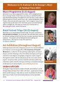 Fringe 2013 (PDF) - St Andrew's and St George's - Page 3