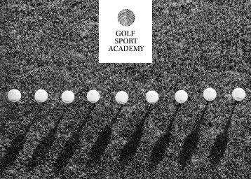 Präsentation der Golf Sprot Academy