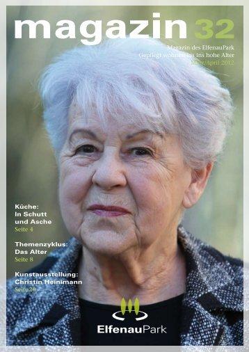 elfenaupark magazin ausgabe 32 - stanislav kutac imagestrategien ...