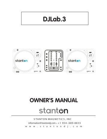 DJLab.3 - Stanton