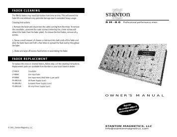 RM-80 - Stanton