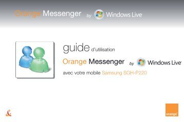 Web touch one assistance orange - Orange optimale pro office ...