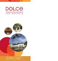 Explore - Dolce Bad Nauheim