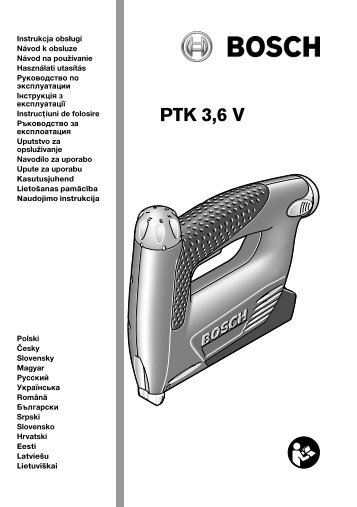 Capsator cu acumulator - BrioBit