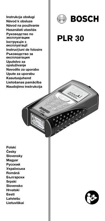 Telemetru cu laser - BrioBit