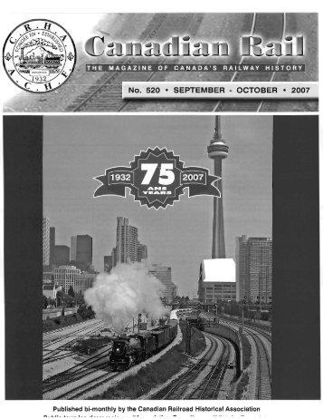 canadian rail - Le musée ferroviaire canadien