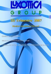 pdf 157 KB - Luxottica