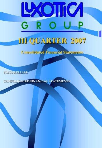 pdf 125 KB - Luxottica