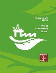 Annual Report 2009-10 - ONGC