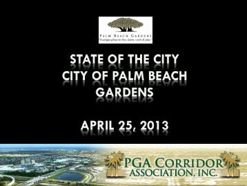 Sign up for e-subscriptions - City of Palm Beach Gardens