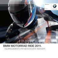 BMW MOTORRAD RIDE 2011.