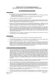 Star Cooperation_Liefer- und Leistungsbedingungen