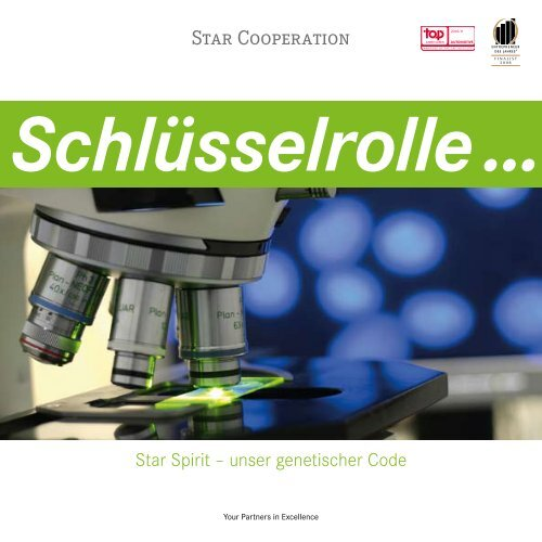 Schlüsselrolle ... - Star Publishing