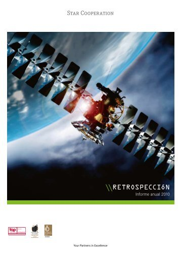 Annual Report 2010 - Star Cooperation