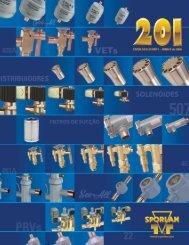 Catálogo Parker - Mapicomercial.com.br
