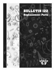 Bulletin 122.qxd - Refrigeration Components (RCC)